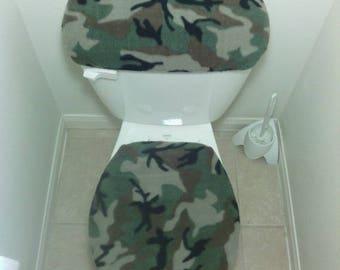 Camo Bathroom Set, Camouflage Bathroom Sets