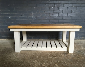 SLIM - Farmhouse Coffee Table