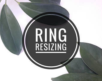 Ring Re-Sizing
