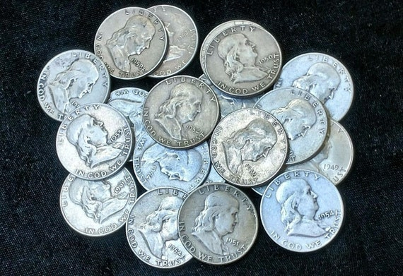 """A 90/% SILVER Walking Liberty Readable Date Half Dollar US Mint with /""""PROBLEMS/"""""""