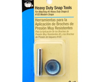 Dritz Heavy Duty Snap Tool For Attaching Snaps