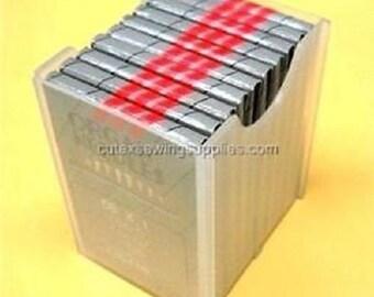 100 Organ 190LR MTX190LR Leather Sewing Needles for Pfaff Industrial Machines Size 23 metric 160
