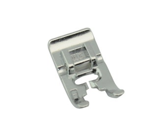 Industrial Zig-Zag Presser Foot With Adjustable Elastic Rubber Guide From 6MM