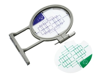 """Embroidery Hoop 4/""""X4/"""" #SA443 Babylock BLR ESE Brother NV1000 1200 PE700 750"""
