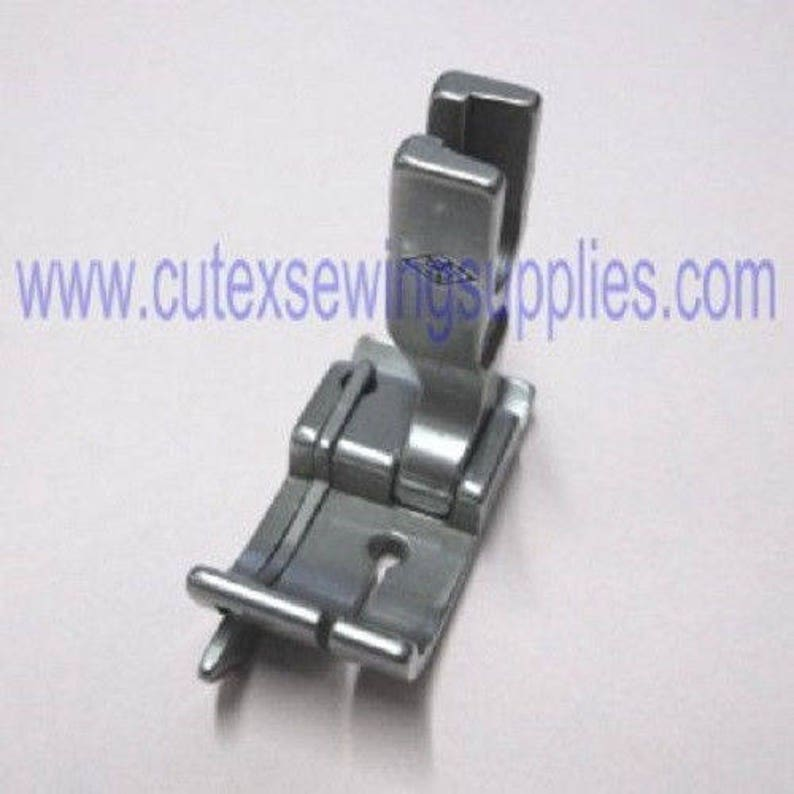 Industrial Sewing Machine Hinged Presser Foot With Left Guide SP-18L SP18L