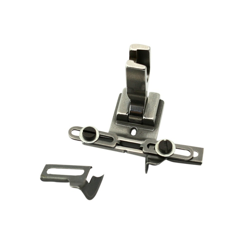 Adjustable Cloth Guide Foot #G10-CRL For High Shank Industrial Sewing Machine