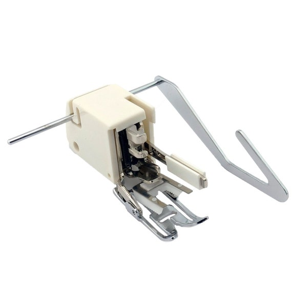 Walking Foot High Shank With Guide 40 Janome Elna Etsy Stunning Elna Walking Foot Sewing Machine