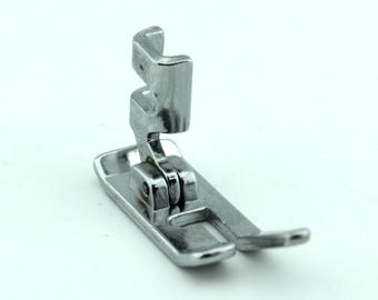 """1/4"""" Top Stitching Foot (No Guide) For Singer 221 Featherweight Sewing Machines"""