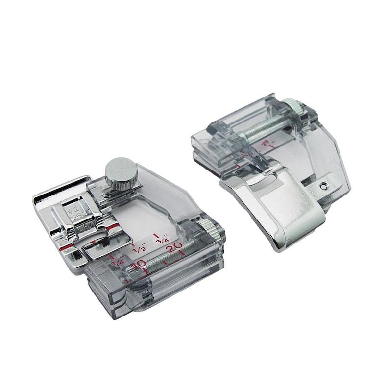 Cutex\u2122 Adjustable Bias Binder Foot #4129850-45 For Viking Sewing Machine