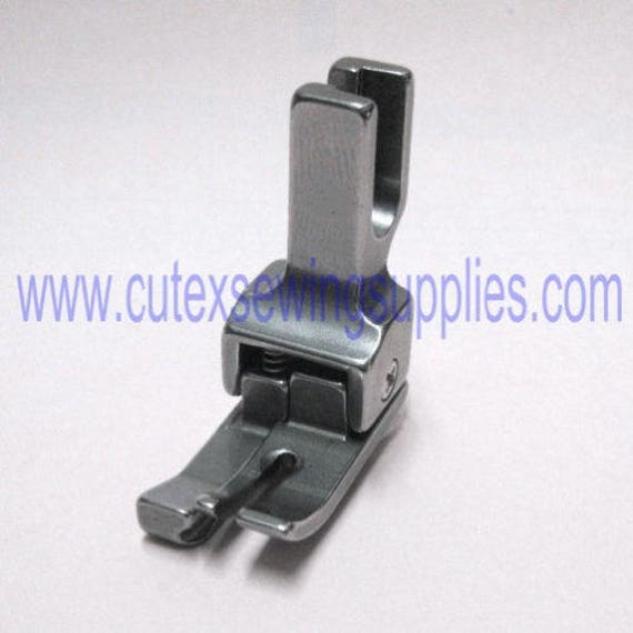 Compensating Stitching Presser Foot for High Shank Industrial Sewing Machine