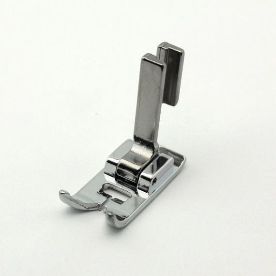 Sewing Machine Double Piping Presser Foot 7mm ZIgzag Snap on Brother Singer