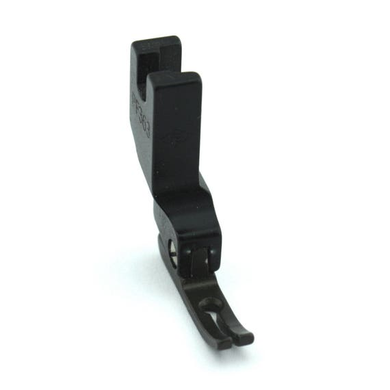 For Industrial Sewing Machine Brand Black Teflon Coated Presser Foot #CF35 PF-35 Cutex TM