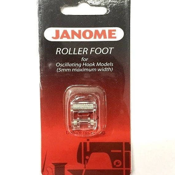 200142001 BRAND NEW Janome Roller Foot Category A vertical bobbin