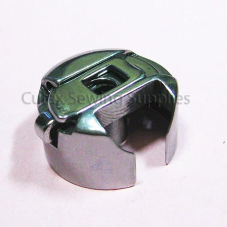 TM 15K88 15-91 Sewing Machine Cutex 15-90 Brand Bobbin Case #125291 For Singer 15-88
