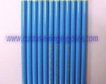 Washout Pencils Blue - Pack of 12