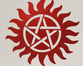 Supernatural sigils | Etsy