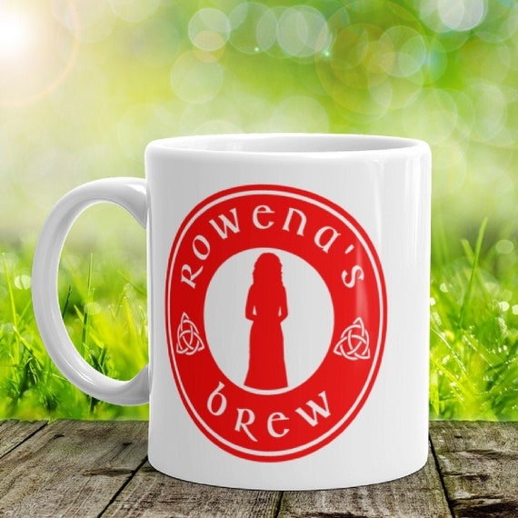 Supernatural Fandom Cup Style Spn Brew Rowena's Starbucks Inspired MugRowena uF1cJT3lK
