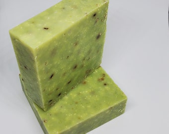 Wake Up Scrub Exfoliating Soap - 100% Vegan