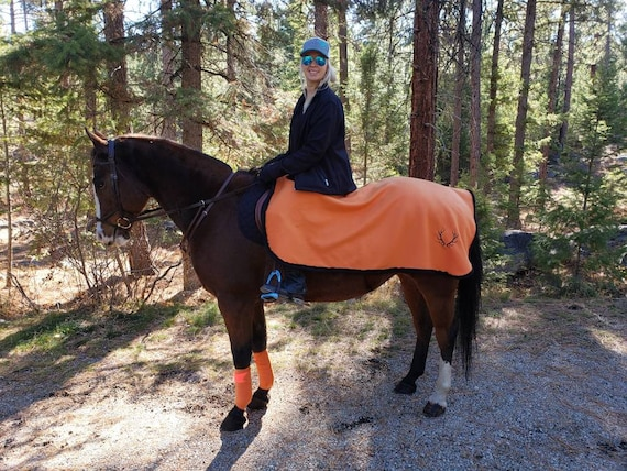3 sizes Horse size quarter sheet with or with out embroidery exercise sheet rug for horses Solid Color,