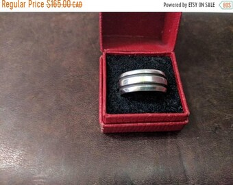 ON SALE Vintage Tiffany Sterling Silver Ring