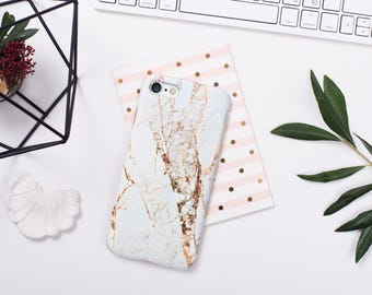 White Gold Marble iPhone 8 Plus iPhone 8 Case Cover for iPhone 7 7 Plus 6 6s 6 Plus 6s Plus SE Case Samsung Galaxy S9 S7 S8  case iphone x