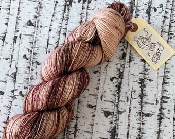 Destash Yarn, Hand dyed Sock Yarn, Yarn Destash, Wool Sock Yarn, Fingering Weight Yarn, Indie Dyed Yarn, Mothy and the Squid Yarn