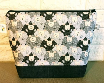 Sheep Project Bag / Medium