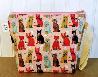 Cat Project Bags