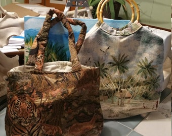 Bags, bags, bags, galore