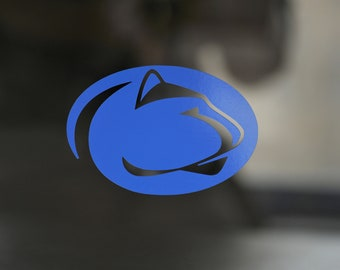 Penn State Decal Etsy