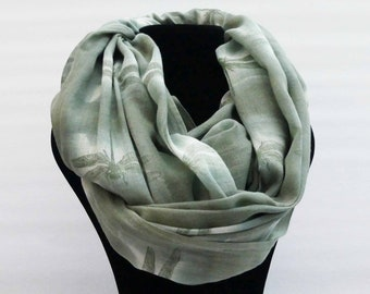 Snood, infinity, nursing scarf