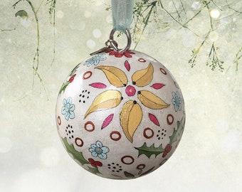 SN/_19-0317 Snowman Ornament
