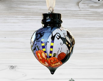 Halloween Ornament - SN_19-1029