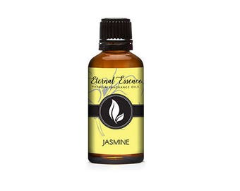 Jasmine Premium Grade Fragrance Oil - 30ml