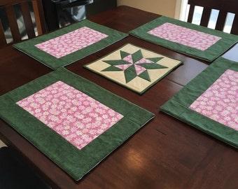 Spring Placemat set