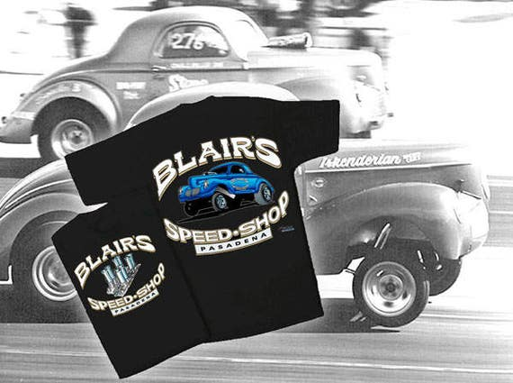 Gasser Pickup Truck 30 31 32 33 34 Hot Rat Rod SOLO Speed Shop Hauler T-Shirt