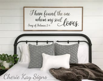 """Framed sign 