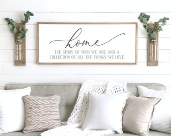 Home Wall Decor Etsy