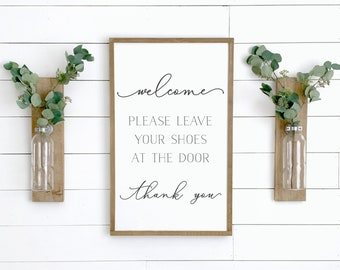 945f66372bfeed entryway wood sign