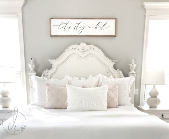 Farmhouse Wall Collage Bedroom