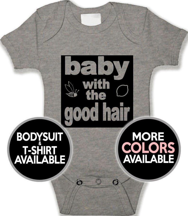 Baby Z Dobrą Fryzurę Hip Hop Dziecka I T Shirt Toddler Tshirt Niemowlęta I Ubrania Dla Niemowląt Unisex Baby Odzież Hip Hop Baby