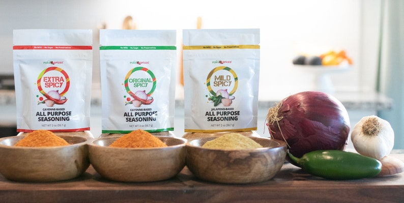 POKS Spices West African Seasoning image 0