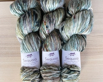 Baah Yarn Sequoia - Green is the Color