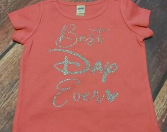 Disney best day ever - Rapunzel shirt - best day ever shirt - Disney vacation - Disney world shirts - Disneyland shirts -