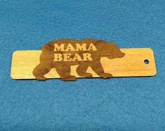 Mama Bear - Bookmark