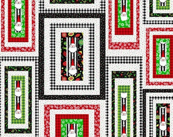 Patrick Lose -  Christmas Magic - Steppe Quilt Pattern - Christmas - Retro Christmas -  PTN5013 - Sold by the Pattern
