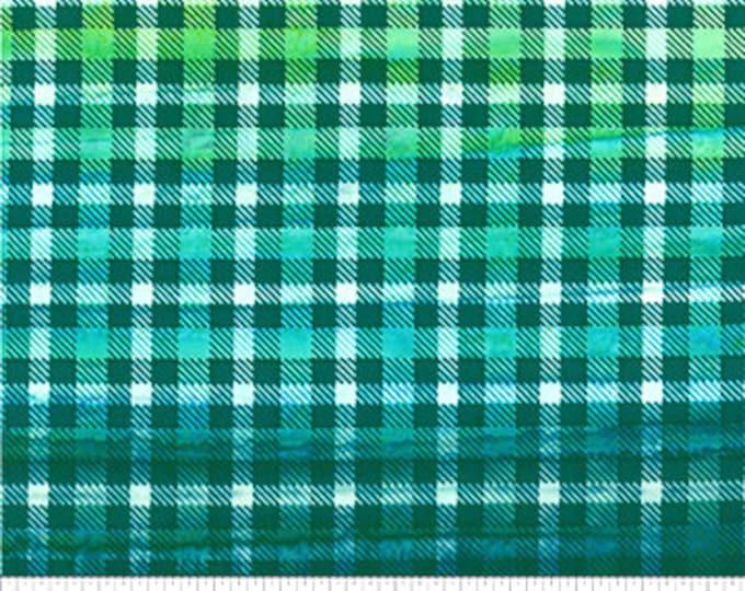 Northcott - Banyan Batik - Kilt and Quilts - Batik - Sheep - Lamb  - Plaid -  Scotland  - Scottish Plaid - 80390-63 - Sold by the yard