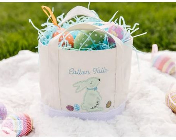 Kimberbell - Tisket Tasket Bunny Basket - March Fill in the Blank - March 2021 - Complete Kit  - Sold by the Kit