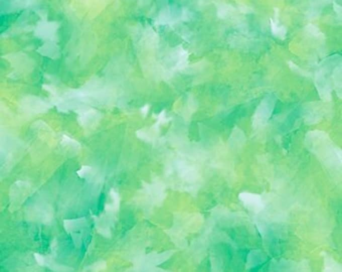 Quilting Treasures - Belle - Jade  - Texture  -  Sold by the yard