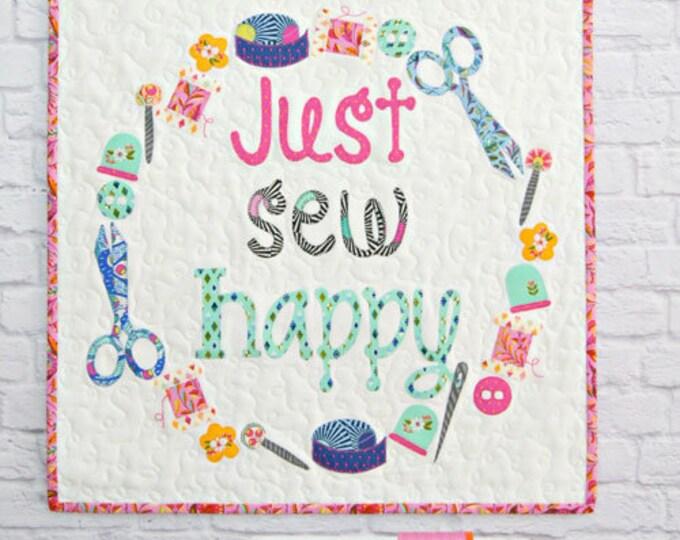 "Just Sew Happy - Notions- Pre-cut/fused Kit - 21""x21"" - Precut/Fused Applique Kit - precut kit -  Sold by the Kit"